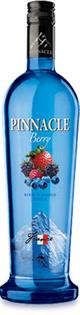 Pinnacle Vodka Red Berry 750ml